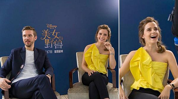 28 février 2017 Promotion de Beauty . Emma en Chine
