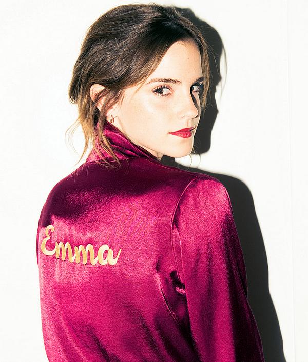Mars 2017 Emma ouvre son dressing à Coveteur