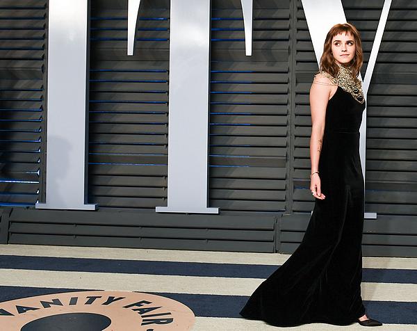 4 mars Soirée organisée par Vanity Fair après la cérémonie des Oscars 2018