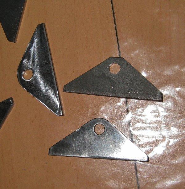 avancement des pièces de bras malossi