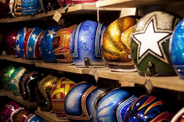 """coloris de chez chopper trip """"casco"""""""
