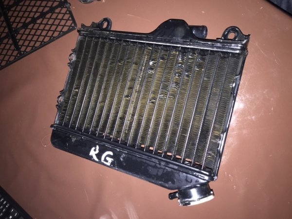 Récupéré radiat Rg gamma 125/250 20¤!!!!!