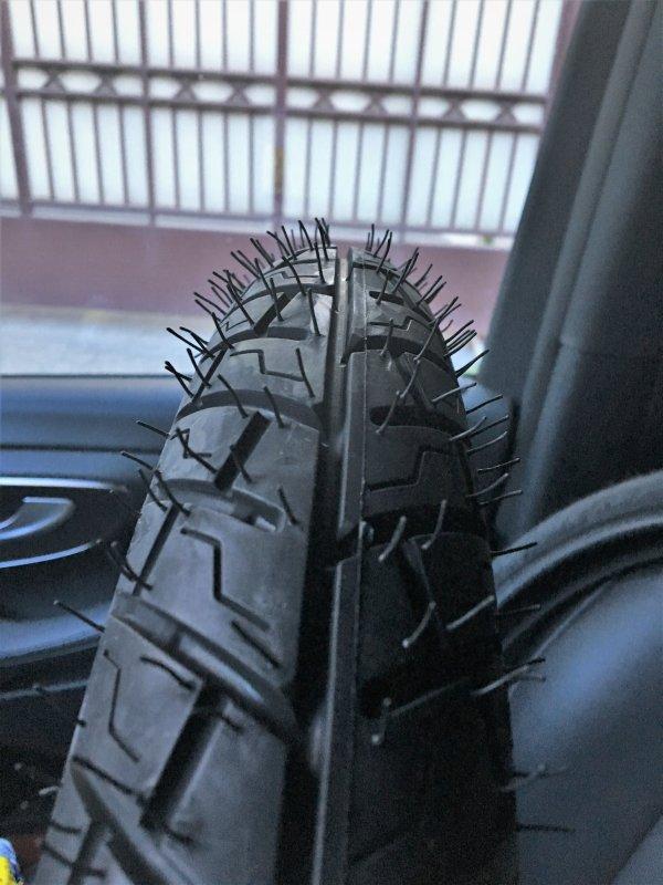 comparo tailles pneus et modèles !