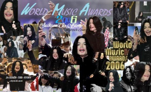 •● *☆ WORLD MUSIC AWARDS 2006 ☆ * ●•