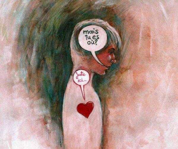 Le coeur a ses raison que la raison ignore...
