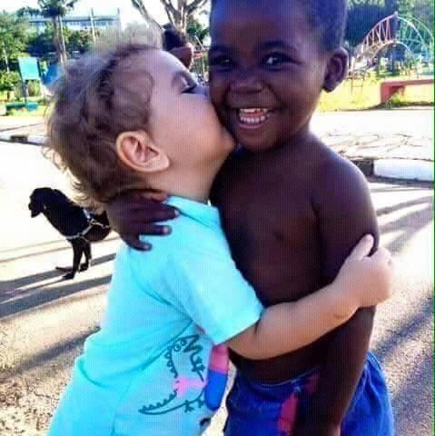 On ne naît pas raciste... on le devient.