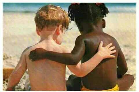 Une seule race : la race humaine !