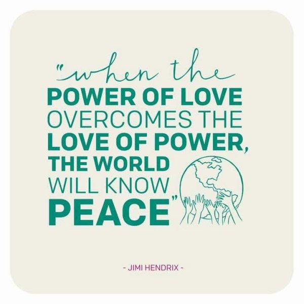 On ne mesure pas le pouvoir de l'Amour ❤