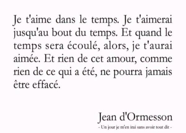 Jean D Ormesson 1925 - 2017