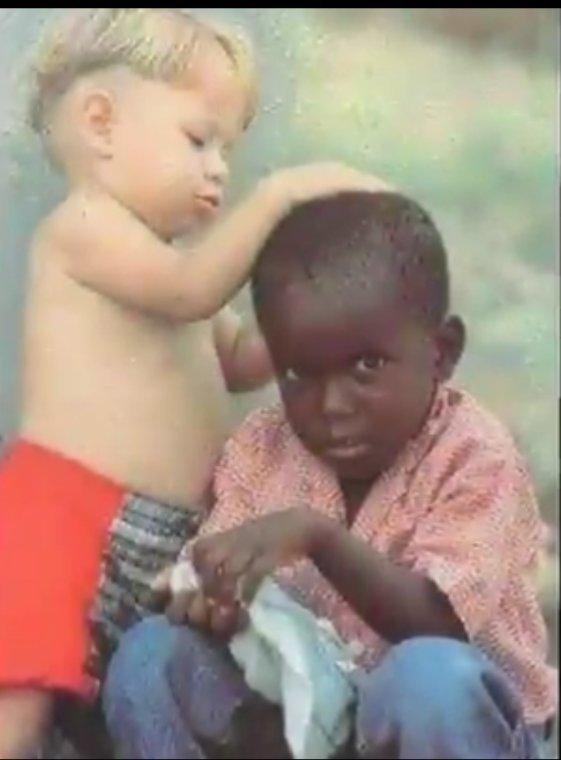 Le racisme est une histoire d adulte.