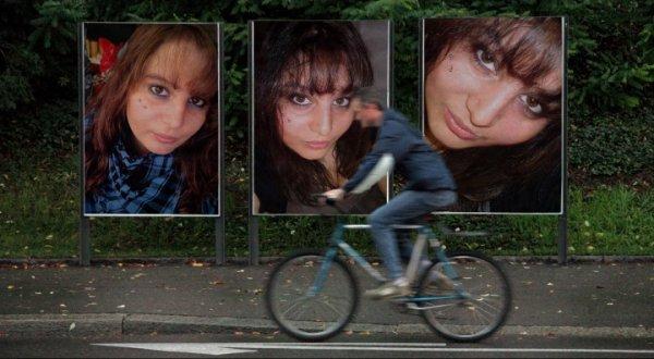 ciclyste distrait