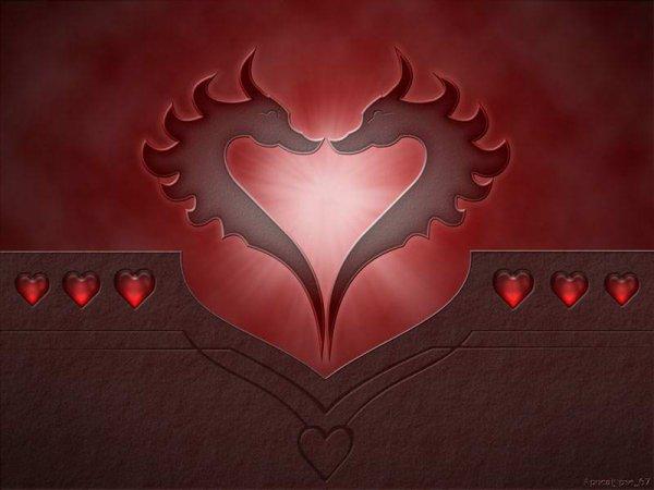 coeur de??>dragon<??