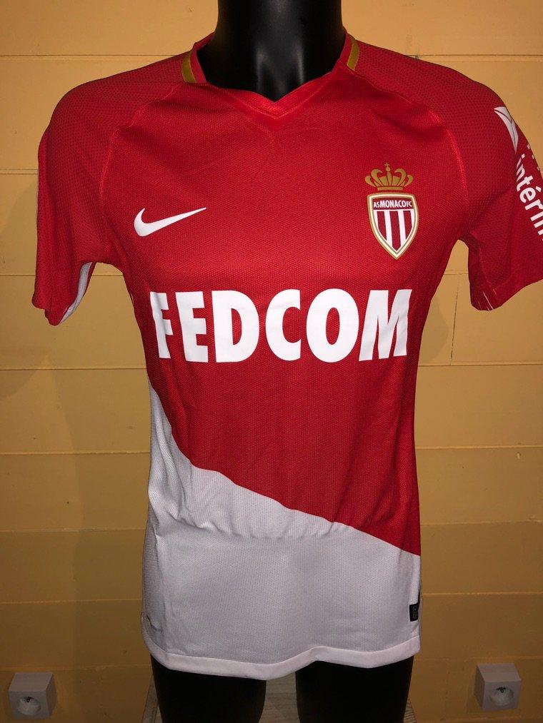 Maillot Extérieur AS Monaco Almamy TOURE