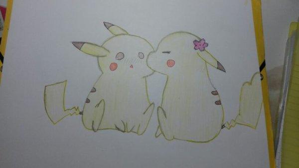 L'amour à la pikachu