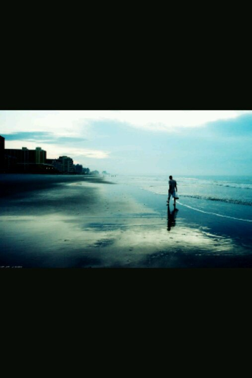 La plage sa me manque mes souvenir avc m poto
