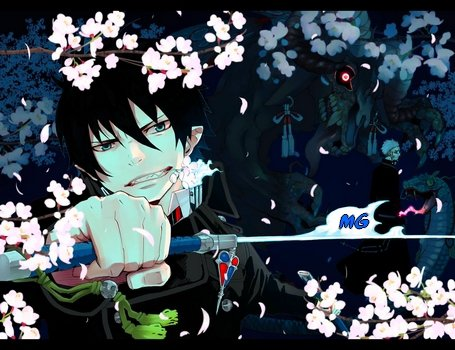 Ao no exorcist ou blue exorcist