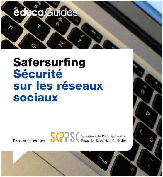 Safersurfing Sécurité sur les réseaux sociaux