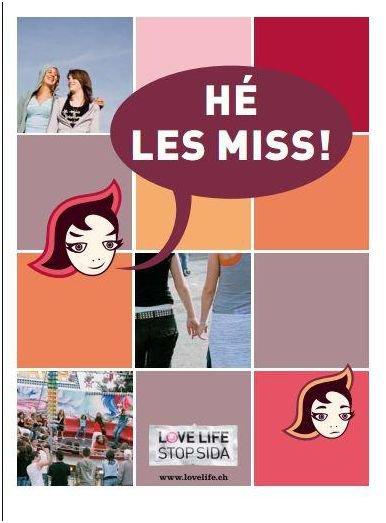 « Hé les Miss ! »