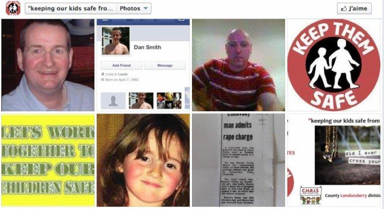 Un pédophile attaque... Facebook
