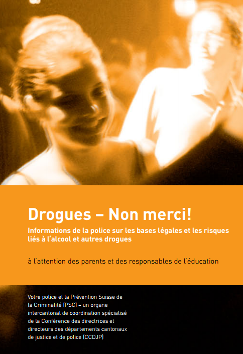 Drogues – Non merci!