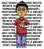 Une BD contre les violences sexuelles sur les enfants.