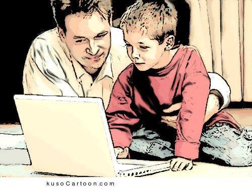 Comment surveiller ses enfants sur Internet.