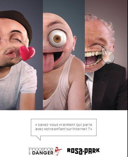 Soyez vigilants avec votre enfant sur le web