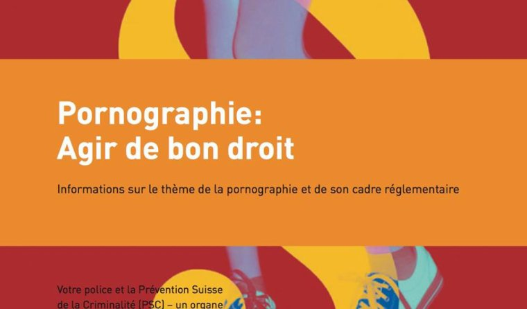PORNOGRAPHIE AGIR DE BON DROIT