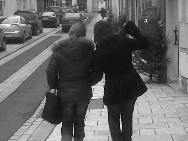 Justine && Anouck ..☮