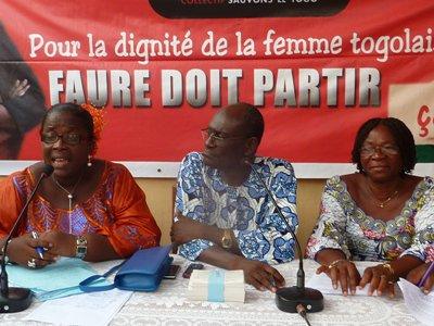 Les femmes du Collectif « Sauvons le Togo » organisent une grande marche jeudi à Lomé
