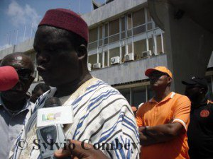 Incendie des marchés : Ouro-Akpo Tchagnaou, député pro-ANC exclu arbitrairement du parlement, a été arrêté à Lomé
