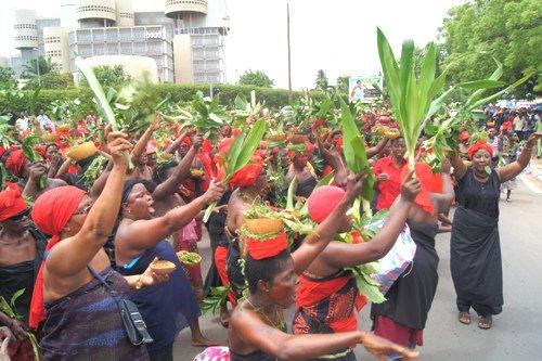 Affaires des incendies des marchés : Des partisans du CST et du FRAC dans les rues de Lomé ce samedi pour protester contre le décès de M.Yakanou