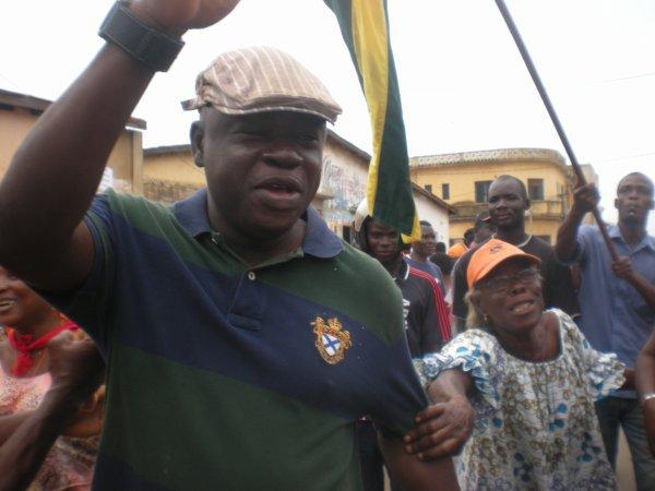 Arrestation: Le commandant Olivier Amah déféré à la prison civile de Lomé