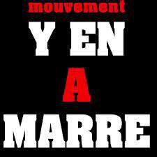 LE MOUVEMENT Y EN A MARRE RENAIT DE SES CENDRES !