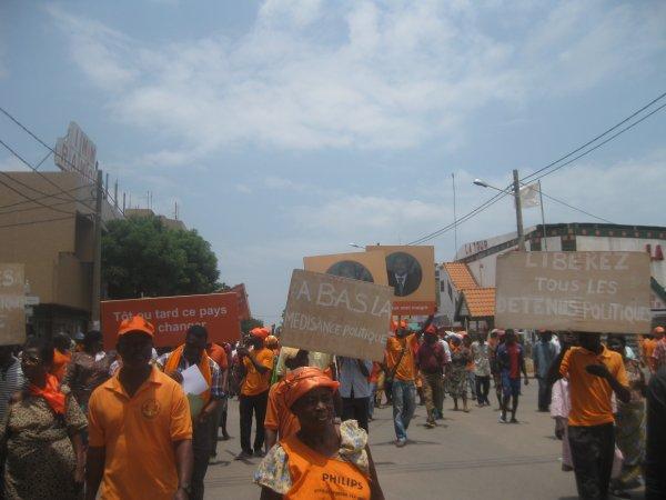 MILEMOAMELOOOOOOOO, L'ANC EST DANS LA RUE CE SAMEDI 07 SEPT 2013.