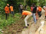 Les populations de la préfecture du Wawa apportent leur soutien à Jean-Pierre FABRE