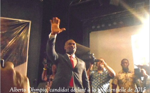 Alberto Olympio, l'opposant qui loue le bilan de Faure Gnassingbé.