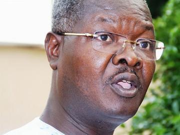 Agbéyomé Kodjo, l'autre pourfendeur de l'alternance et ennemi officiel du peuple togolais. Le rôle de l'« opposant passager » dans le tripatouillage constitutionnel de 2002
