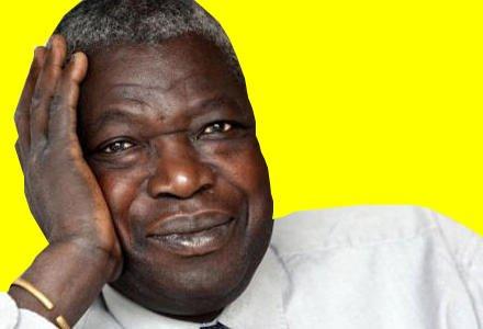 """Koffi Yamgnane: """"Le Togo est un peuple de fuyards, il n'y aura jamais de revolution.Cessez de rêver! Koffi est un cas social comme tant d'autres au Togo. . Yep, il a la gueule"""
