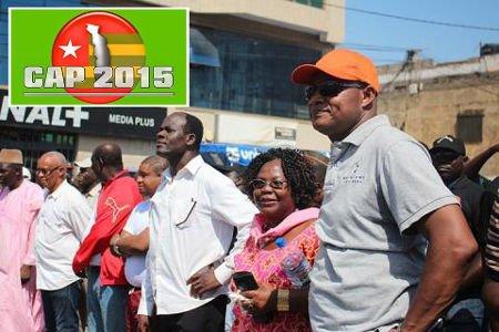 CAP 2015  entame la 2ème  phase de sa tournée nationale dans la région maritime