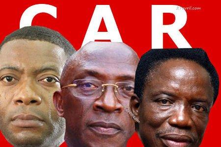 Comité d'Action pour la Roublardise : Agboyibo, Apévon et Kissi …faux jusqu'au chromosome. Le peuple n'oubliera pas !