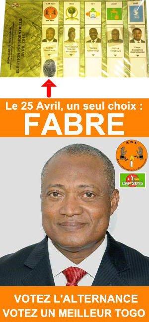 DEUXIEME MESSAGE DE JEAN-PIERRE FABRE CANDIDAT DE CAP 2015 A L'ELECTION PRESIDENTIELLE