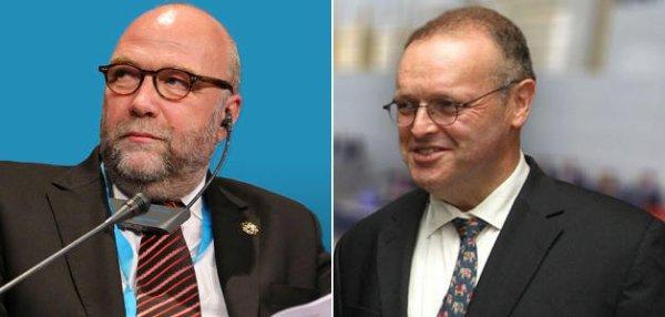 Faure Gnassingbé a trouvé de nouveaux griots blancs, les goujats « diplomates » allemands Volker Berresheim et Günter Nooke