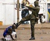 Une « démocratie » sous Rangers