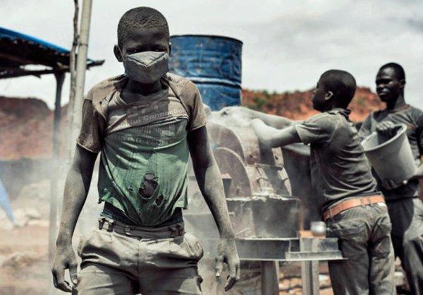 L'or « togolais » raffiné en Suisse : Le Togo au coeur d'un trafic d'or burkinabé, impliquant le travail des enfants (vidéo + photos)
