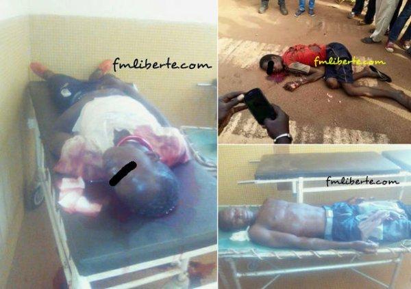 Barbarie inouïe du régime « Faure » à Mango : Les ressortissants de l'Oti et tous les Togolais, en colère !