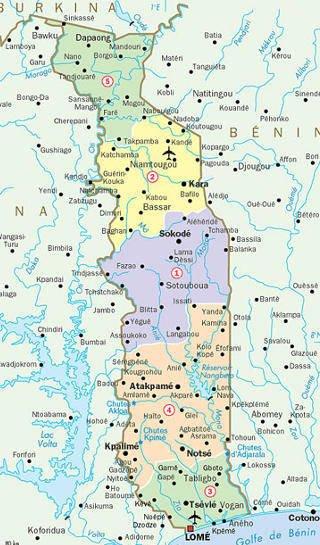 Le Togo, un État Patapa ou État voyou!