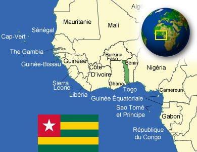 Refus de quitter le trône, le cas du Togo.