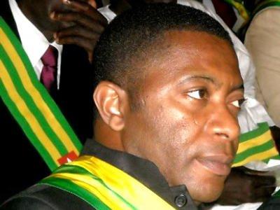 Koffi Jean-Joèl Kissi alias « Jean Kissi » : Député tâcheron de moralité douteuse, pollueur de la vie politique togolaise.