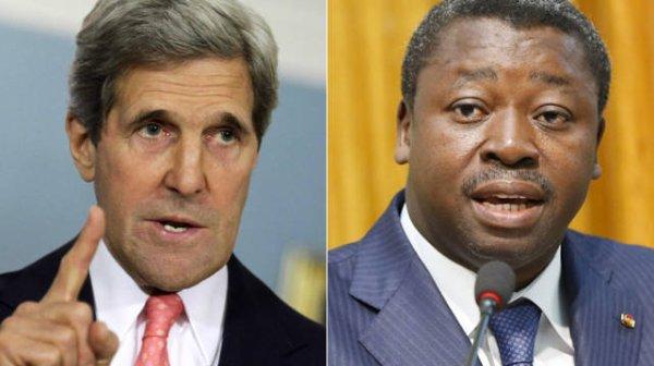 Violation des droits de l'Homme : Le Togo épinglé par le Département d'Etat américain